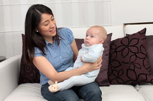 Accesorios de bebé para mamás que trabajan desde casa