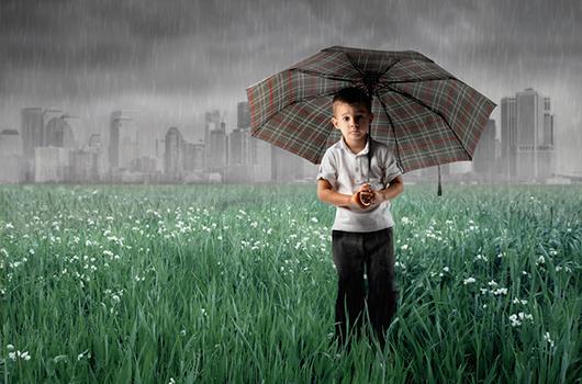 Cinco actividades divertidas para la familia en días de lluvia