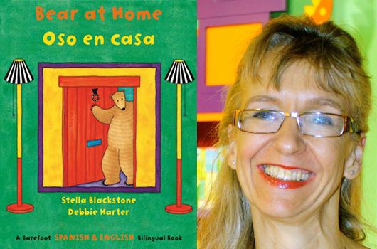 Un oso en casa (Bear at home)