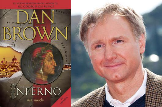 """Gánate un ejemplar autografiado de """"Inferno"""" de Dan Brown"""