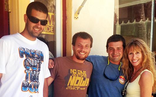 Tripulacion Viva FLorida