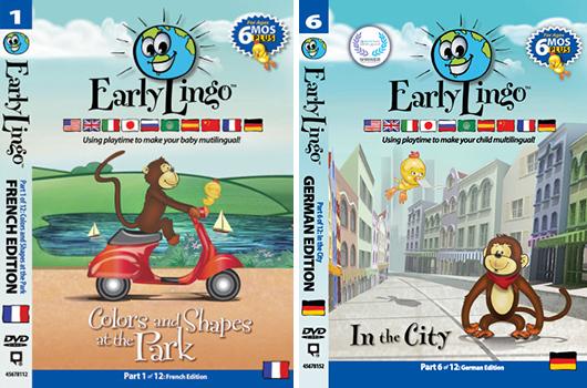 Reseña colección Early Lingo DVD-MainPhoto