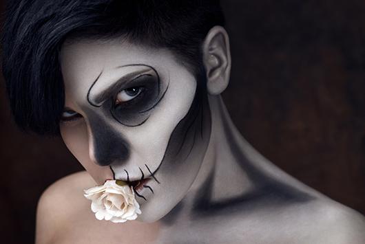 Disfraces de Dìa de Muertos y Halloween