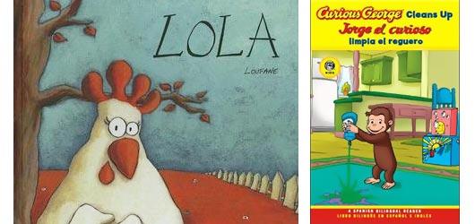 libros para ninos bilingues