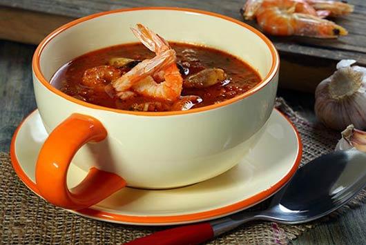 Sopa fría de almendra y ajo-MainPhoto