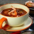 Sopa fría de almendra y ajo-SliderPhoto