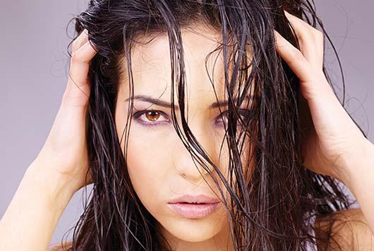 Wet Hair el fresco estilo de primavera-MainPhoto