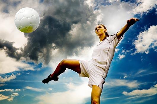 10 Razones Por Las Que Las Chicas Deberian Jugar Al Futbol