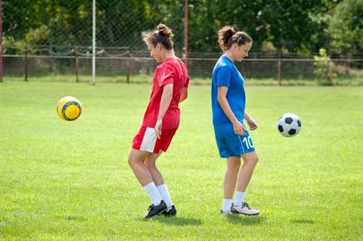 10 Razones Por Las Que Las Chicas Deberian Jugar Al Futbol Mamiverse