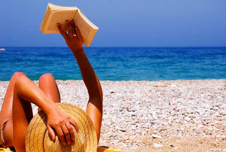 15 libros para llevar a la playa -MainPhoto