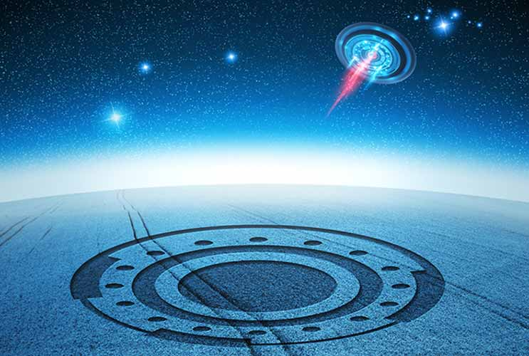 15 historias de OVNIs que es difícil no creer
