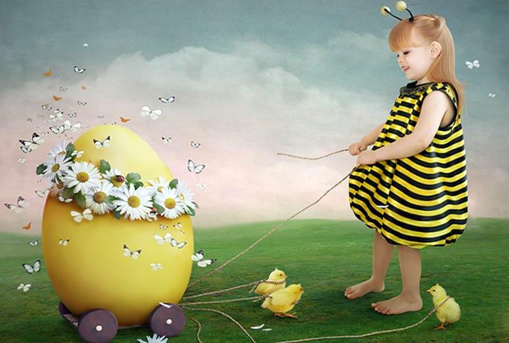 Cómo organizar una búsqueda de huevos de pascua perfecta-MainPhoto