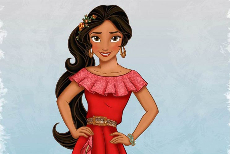 Conoce a la princesa Elena de Avalor La primera princesa de Disney latina-MainPhoto