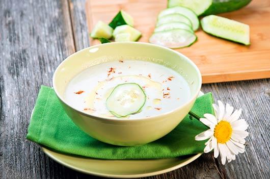 7 recetas de gazpacho que hacen un caso serio de sopa fría-Photo5