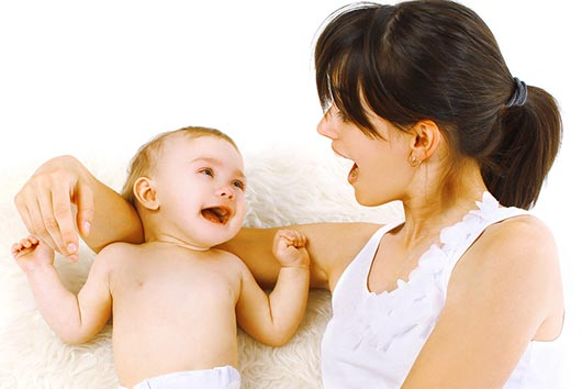 Desarrollo infantil 10 razones por las que es importante hablarle a tu bebé-MainPhoto