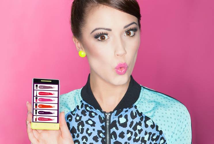 Glamour digital Actualización en aplicaciones de maquillaje y belleza-MainPhoto