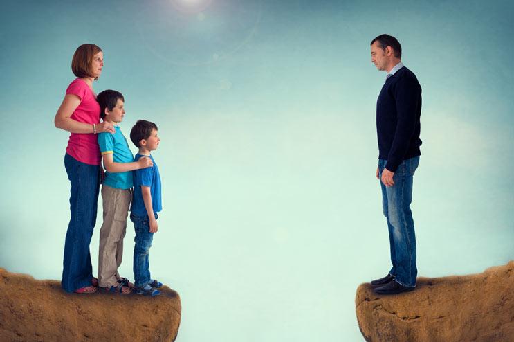 La separación elegante Consejos en divorcio para una separación con total integridad-MainPhoto