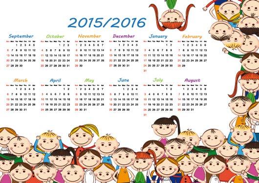 Calendario cool Cómo ayudar a tu hijo con la administración del tiempo en la escuela-MainPhoto