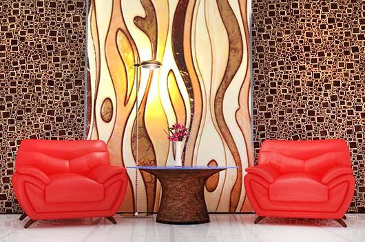 Una transformación a la Mad Men Cómo hacer lucir unos muebles modernos del medio siglo en casa-MainPhoto
