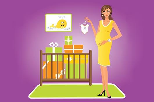 La mamá funky Nuevas reglas para un baby shower-MainPhoto