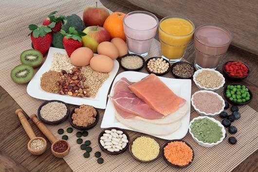 Recetas para los alimentos altos en proteínas más magros y limpios-MainPhoto