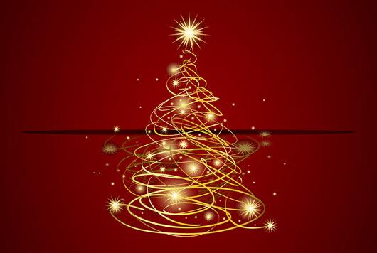 El nuevo árbol navideño Las decoraciones modernas para probar en el árbol de navidad-MainPhoto