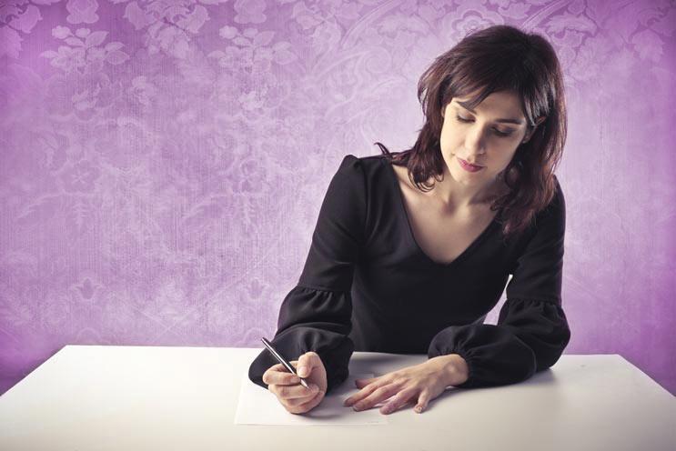 Escritura correcta Cómo saber qué color de tinta es apropiado usar-MainPhoto