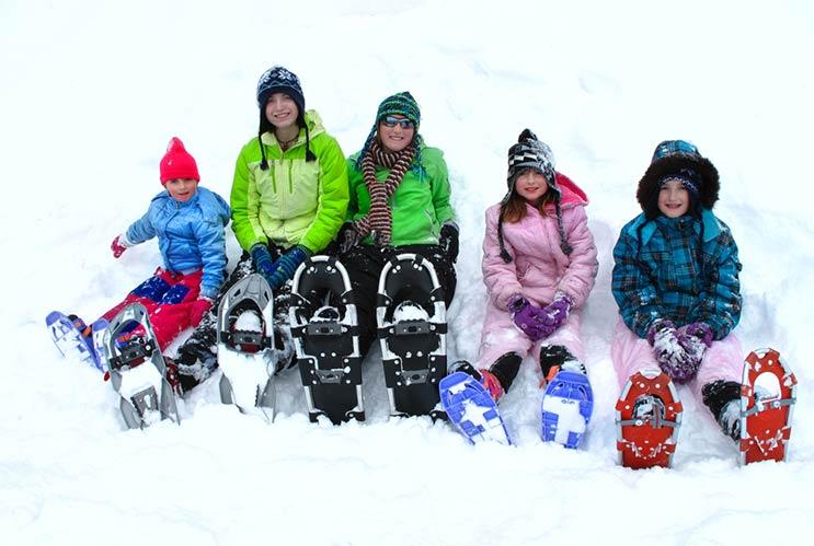 Snowshoeing, tallar hielo y otras actividades excéntricas para hacer este invierno-MainPhoto