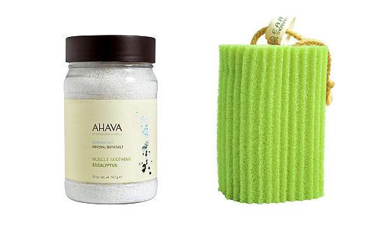 Baño De Tina Con Eucalipto:productos-para-el-baño-y-cuerpo-para-darte-un-baño-casi-divino