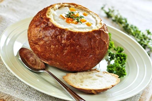 Cómo sorprender a tus invitados con un tazón de pan para sopa-MainPhoto