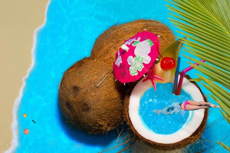 Charla seria El agua de coco me está haciendo engordar-MainPhoto