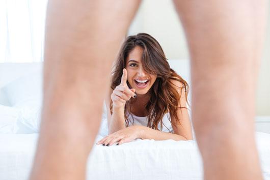 10 Cosas que intimidan a los hombres en la cama - Page 11