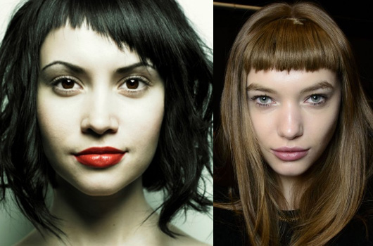 8 Cute Bangs To Match Your Face Photo 7
