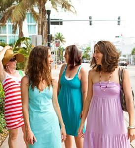 Girls Getaway South Beach