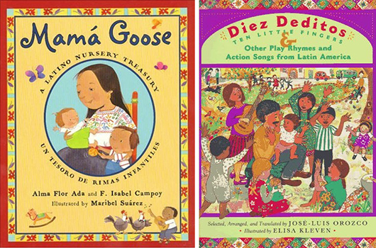 Mamá Goose! Best Bilingual Books for Preschoolers-MainPhoto