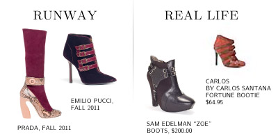 Step It Up For Fall: 5 Affordable Shoe Trends-Mash-Up