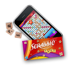 Top 5 Game Apps To Love-Scrabble