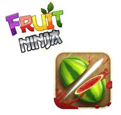 Top 5 Game Apps To Love-Fruit Ninja