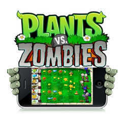 Top 5 Game Apps To Love-Plants vs. Zombies