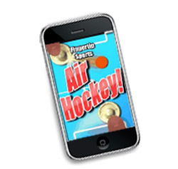 Top 5 Game Apps To Love-Air Hockey