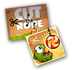 Top 5 Game Apps To Love-Cut Rope