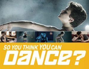 Workout Media That Actually Works-So You Think You Can Dance