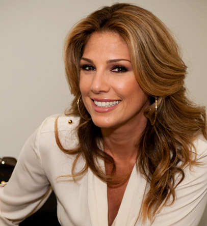 Daisy Fuentes Debuts New Line at Fashion Week