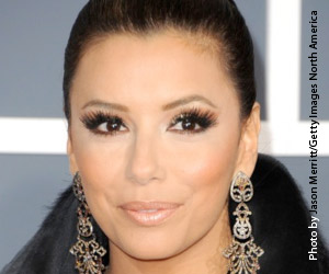 Eye Beauty for Fall-Eva Longoria