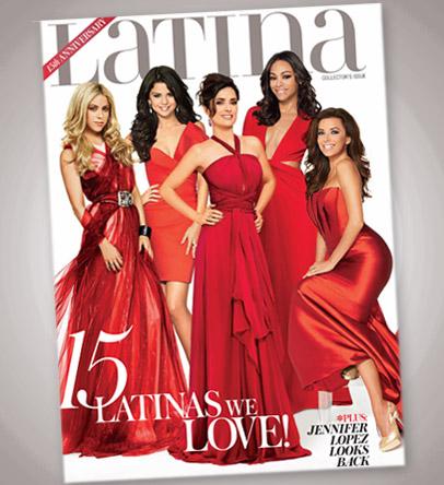 Latina Magazine's Quinceanera