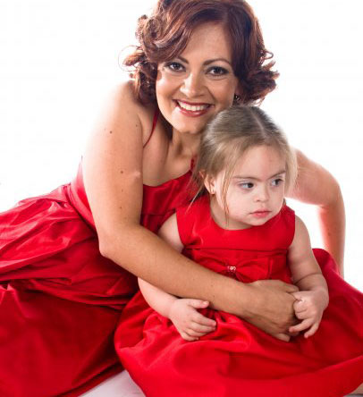 Mami of Two Children with Down Syndrome Raises Awareness