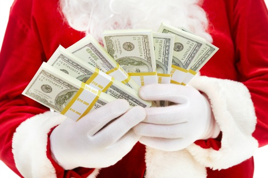 How much to tip during the holidays