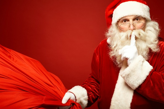 When to tell your kid the truth about Santa?