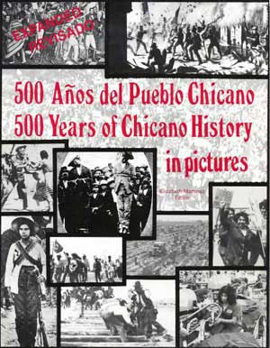 In Defense of Books-500 Years of Chicano History