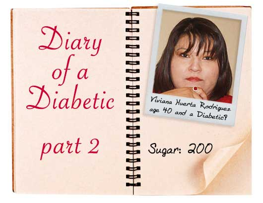Diary of a Diabetic, Part 2